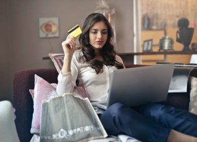 Shopping or Selling Online